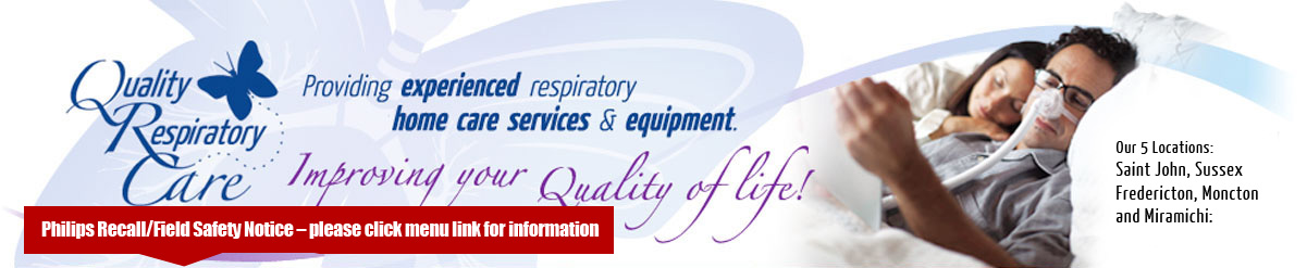 Quality Respiratory Care Logo